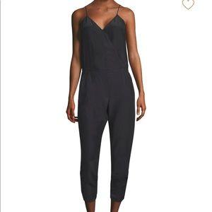 Parker Silk Jumpsuit